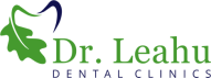 Logo nou Dr Leahu mare