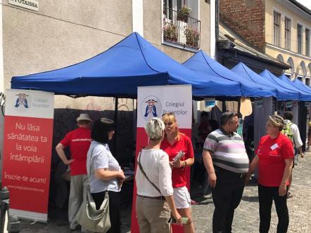 Voluntari Cluj ONG Fest